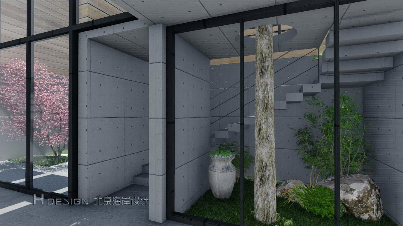 顺义小院十五米农舍-酒店设计|餐厅设计|咖啡厅设计