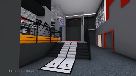 商业空间Beplayapp体育