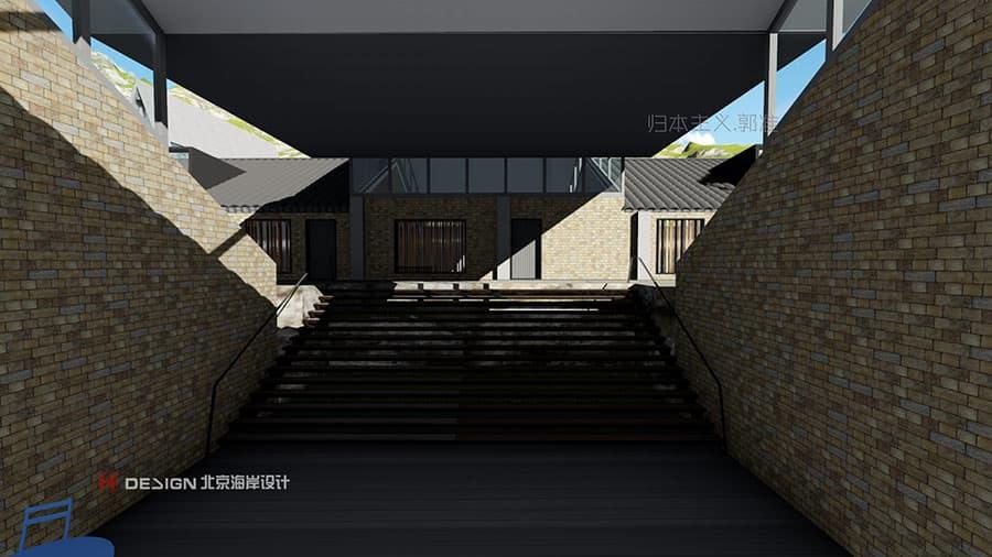 北京海岸设计|归本主义|设计师郭准先生|办公室设计|室内设计