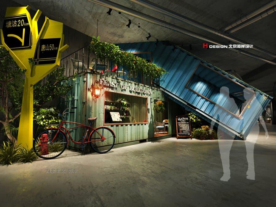 北京海岸设计|归本主义|设计师郭准先生|商业空间规划|商业综合体设计|城市综合体设计