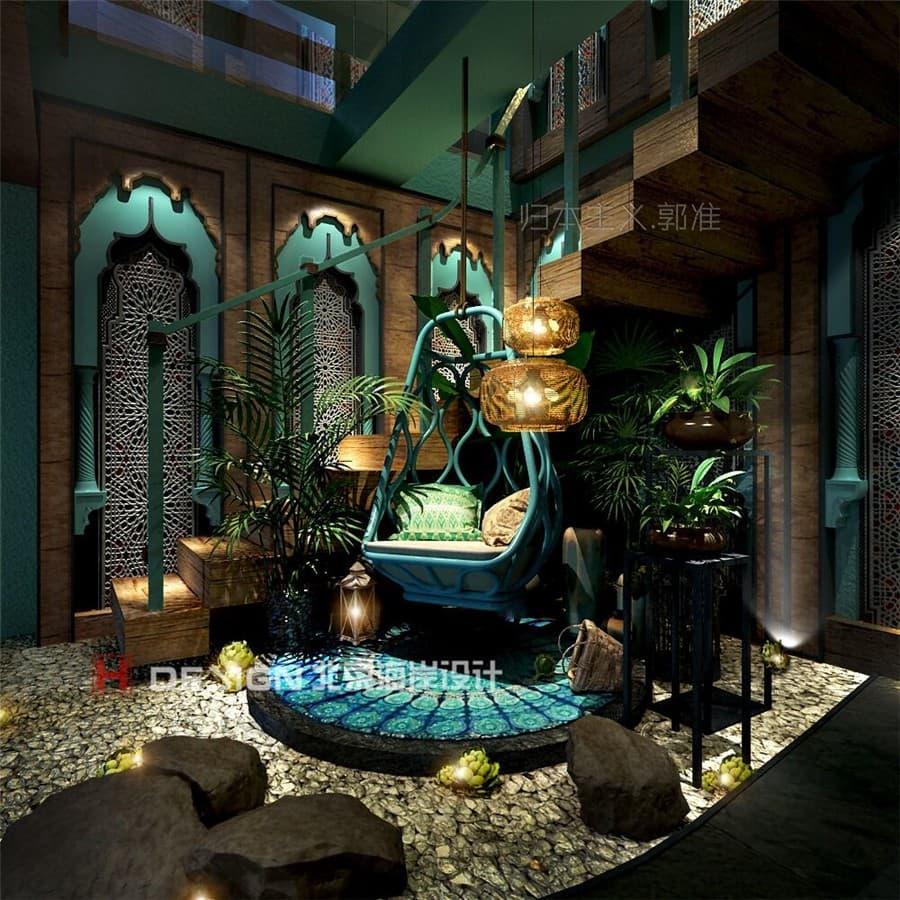 六度别院小镇民宿酒店设计