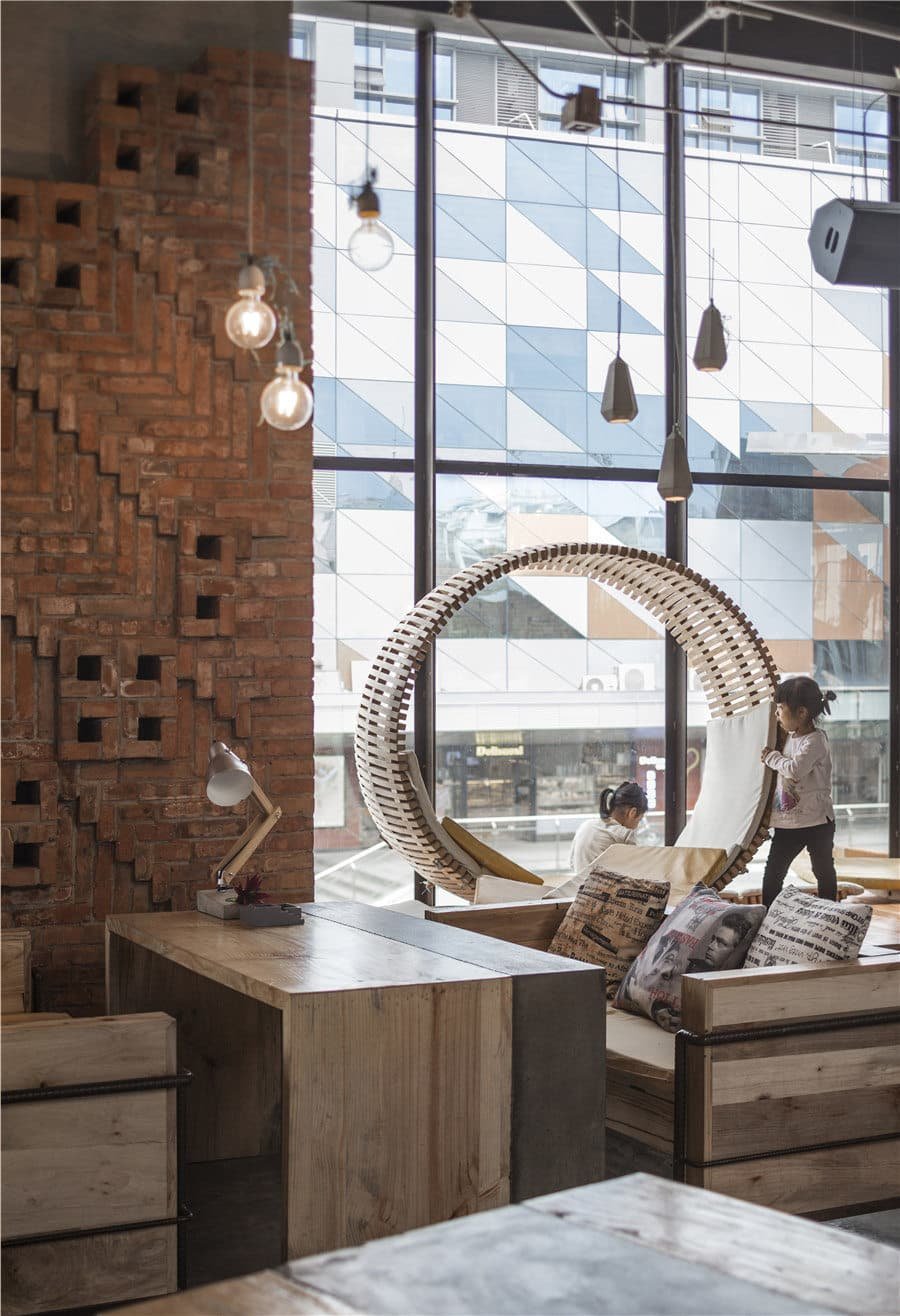 咖啡馆设计案例实景图