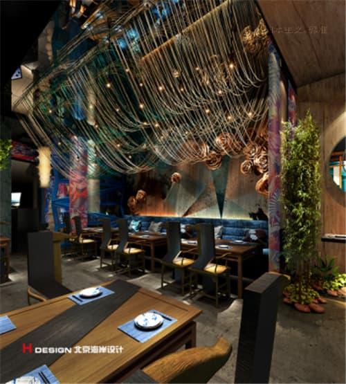 娄三少餐厅设计