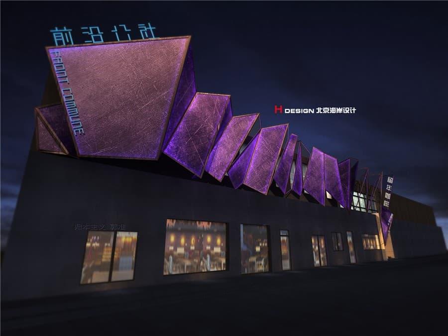檀邑溪谷旅游度假会所设计 檀邑溪谷旅游度假村,一个充满艺术气息