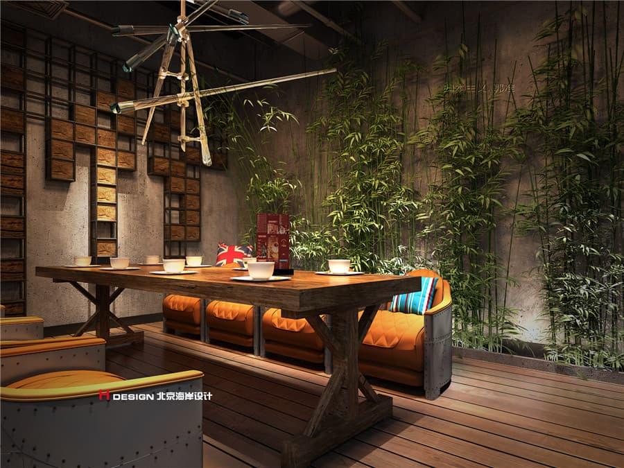 咖啡厅设计