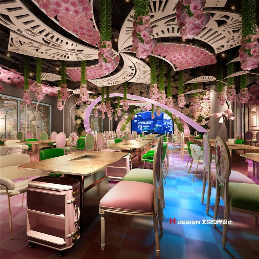 火锅餐厅设计
