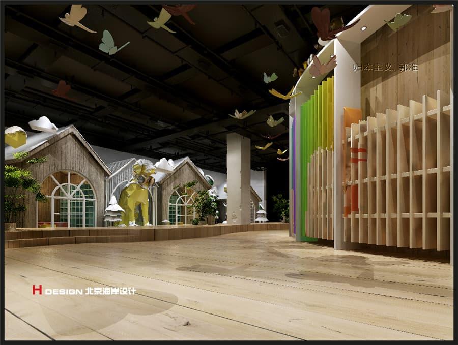 儿童餐厅设计