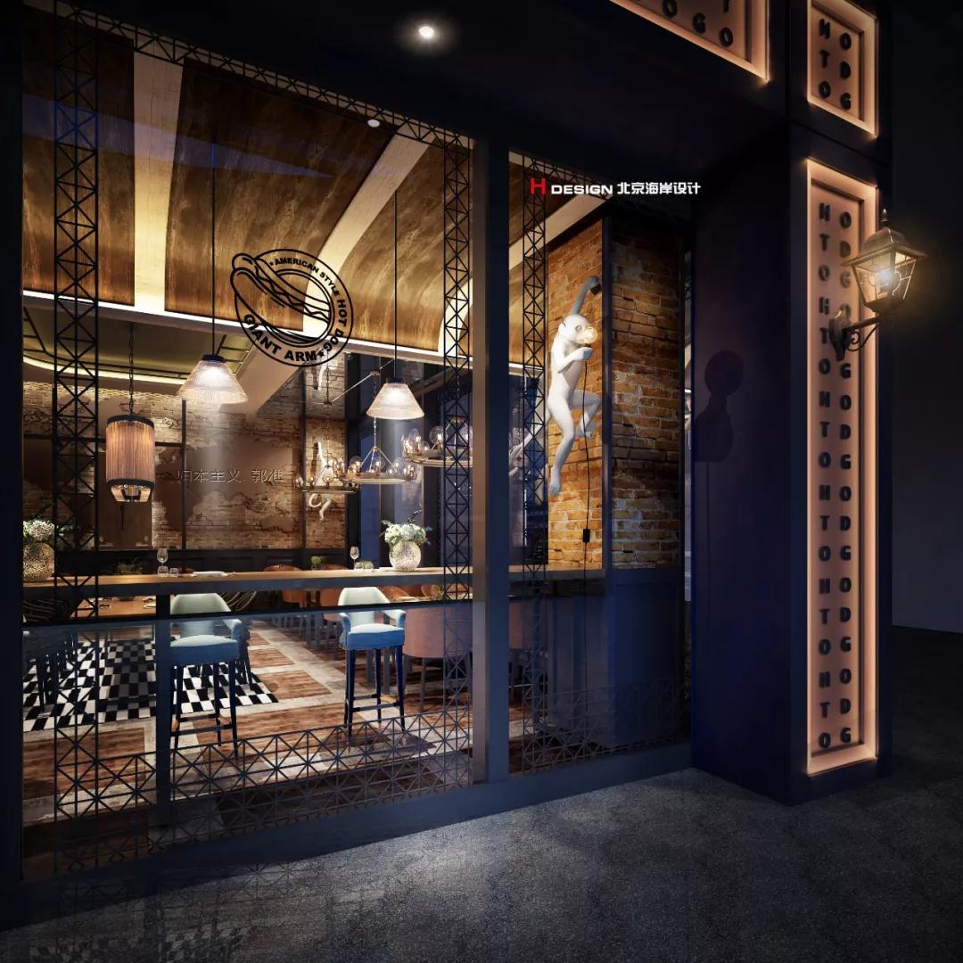 餐厅建筑设计