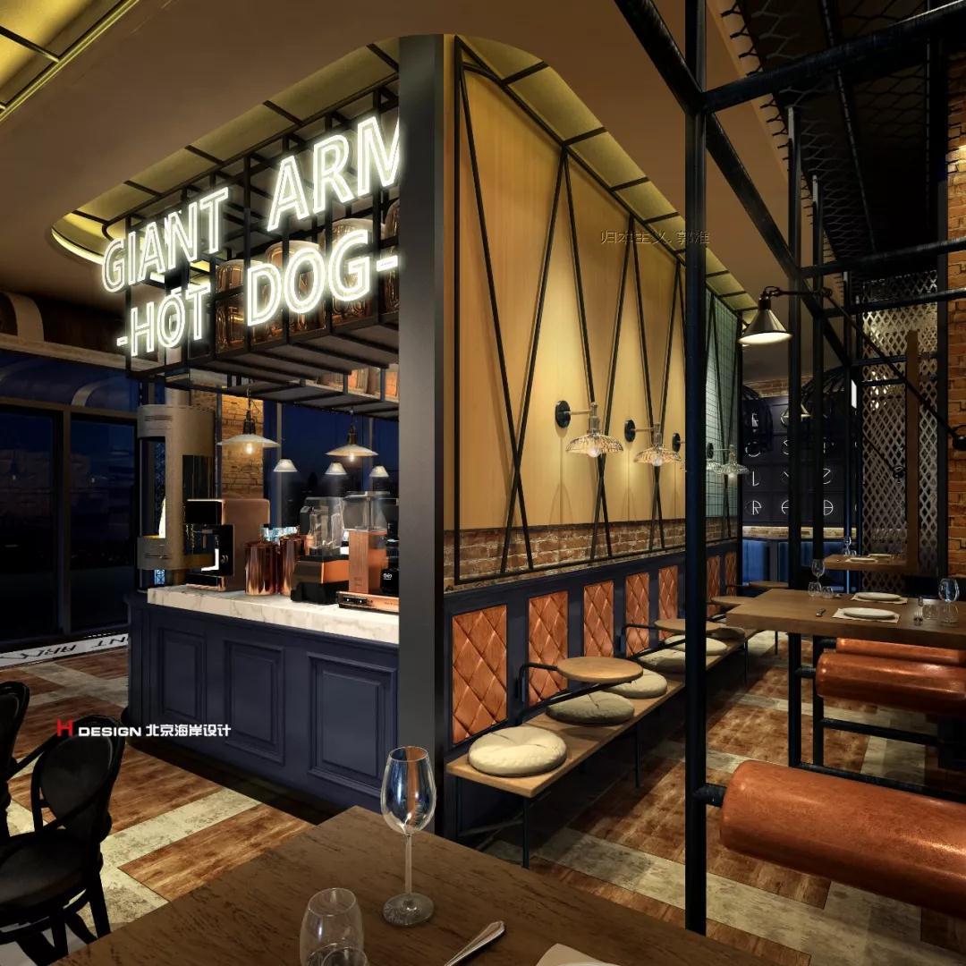 餐馆空间设计
