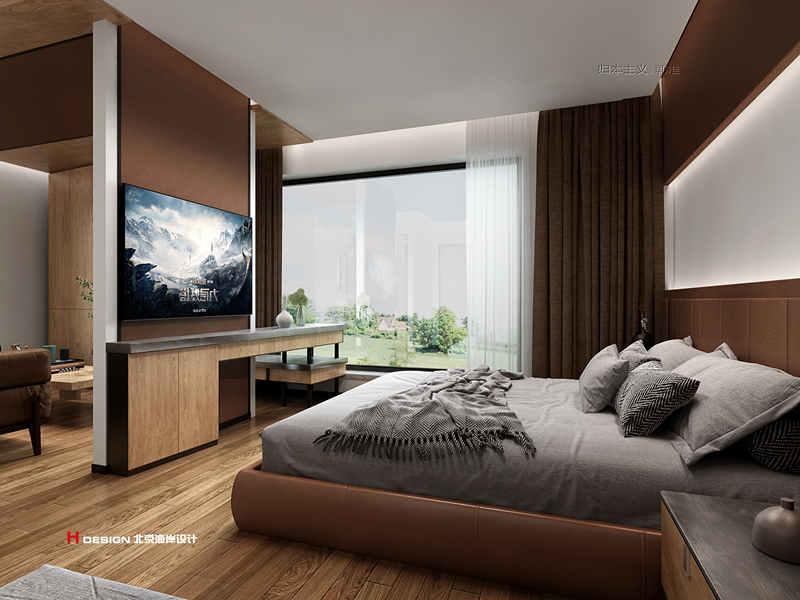 大连青丘主题酒店设计