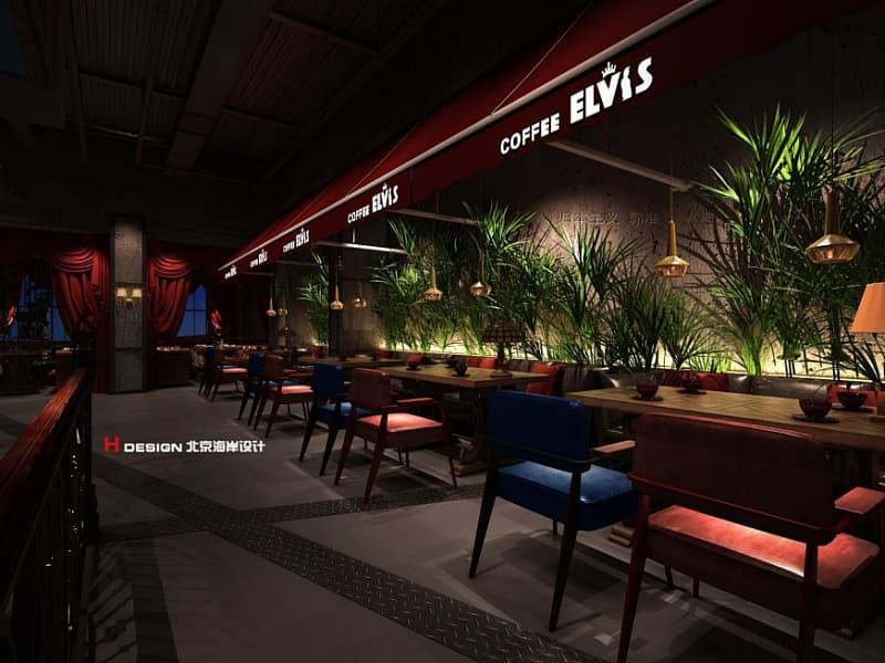 个性咖啡厅设计