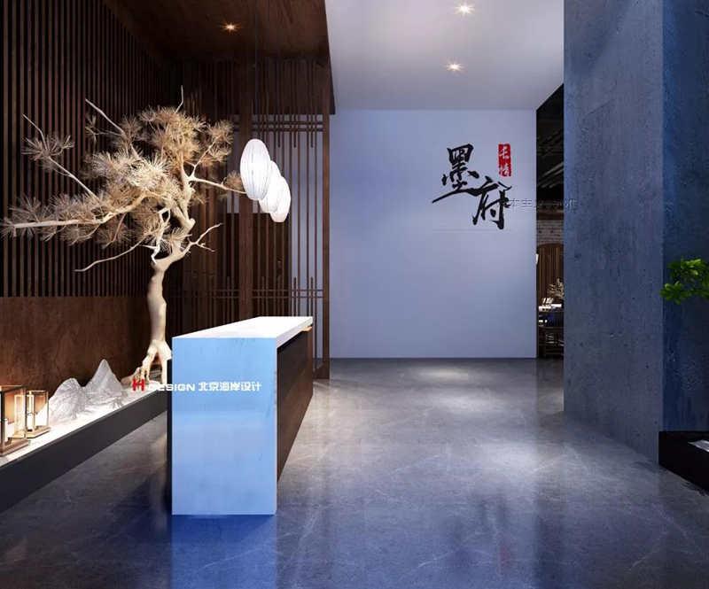 贵阳墨府标准餐厅尺寸v标准古风设计图厂房音乐图片
